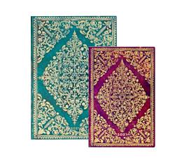 Kolekce diářů, adresářů a zápisníků Paperblanks Diamond Rosette