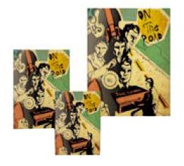 Kolekce diářů, adresářů a zápisníků Paperblanks Jack Kerouac