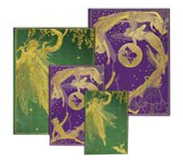 Kolekce diářů, adresářů a zápisníků Paperblanks Lang's Fairy Books