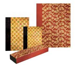 Kolekce diářů, adresářů a zápisníků Paperblanks Virginia Woolf's Notebooks
