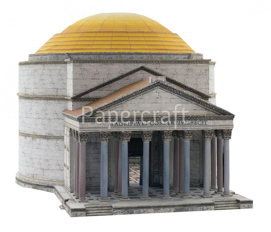 pantheon essay