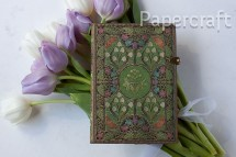 Paperblanks zápisník Poetry in Bloom Flexis midi nelinkovaný 5364-4