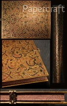 Paperblanks kniha hostů č. Gold Inlay 2531-3
