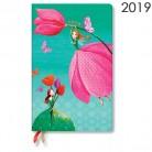 Diář Paperblanks 2019 Joyous Springtime