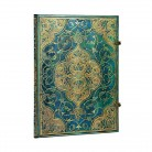 - Paperblanks zápisník Turquoise Chronicles ultra linkovaný 3213-7