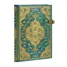 - Paperblanks zápisník Turquoise Chronicles mini linkovaný 3216-8